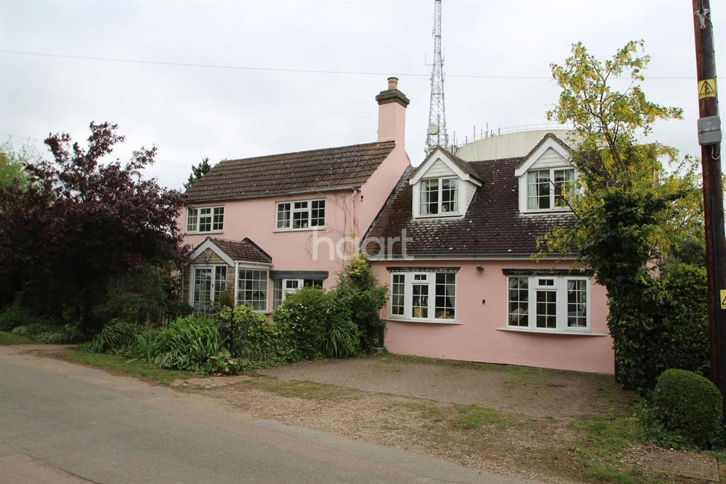 4 Bedrooms Detached House for sale in The Rampart, Haddenham