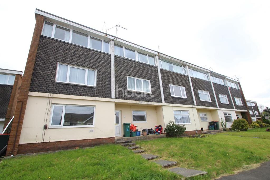 2 Bedrooms Flat for sale in Allt-Yr-Yn Crescent, Newport