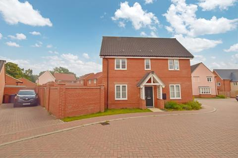 3 bedroom detached house to rent - Nightingale Way, Martlesham, Woodbridge