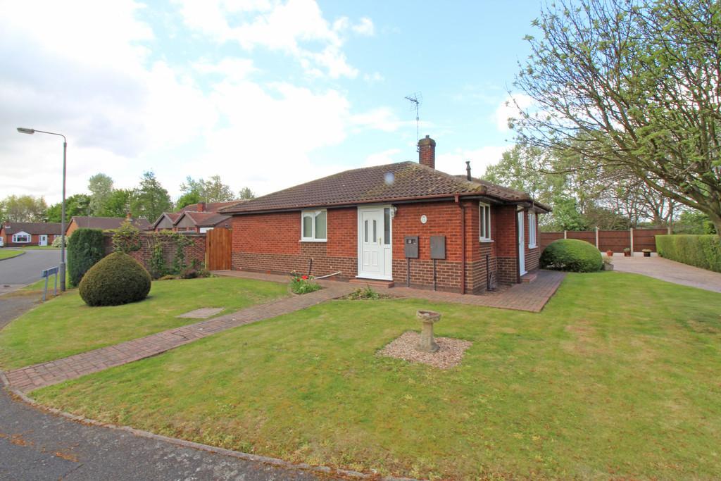 2 Bedrooms Detached Bungalow for sale in Eaton Grange Drive, Long Eaton