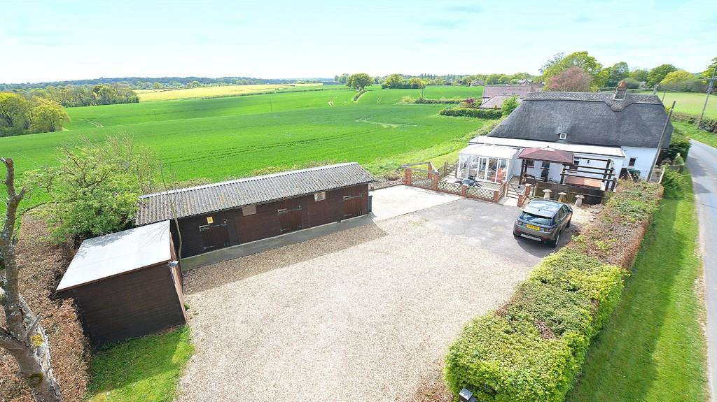 4 Bedrooms Cottage House for sale in Gods Blessing Lane, Holt, WIMBORNE