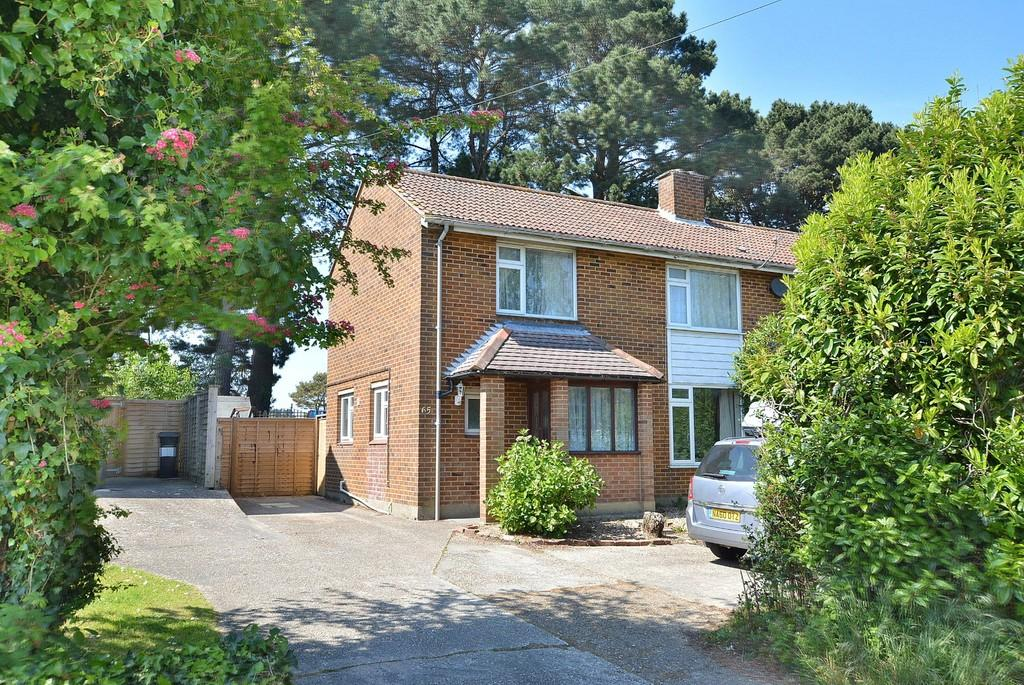 3 Bedrooms Semi Detached House for sale in Paddington Grove, Bournemouth