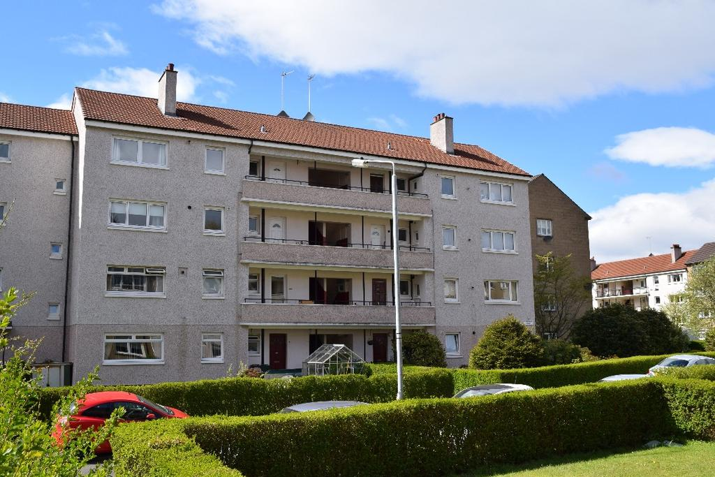 3 Bedrooms Flat for sale in Cherrybank Road, Flat 3/2, Merrylee , Glasgow, G43 2NQ