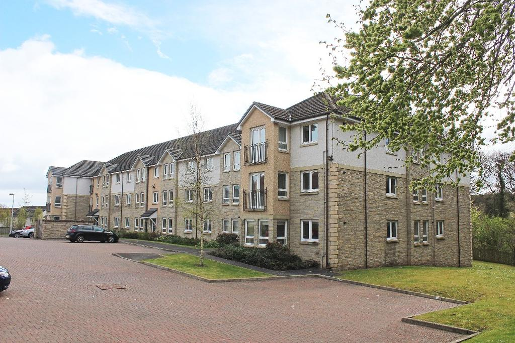 2 Bedrooms Flat for sale in Ross Avenue , Perth, Perthshire , PH1 1GZ