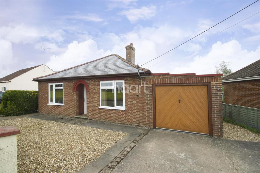 2 Bedrooms Bungalow for sale in Upwell