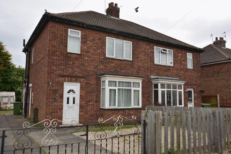 3 Bedrooms Semi Detached House for sale in Peacock Street, Scunthorpe