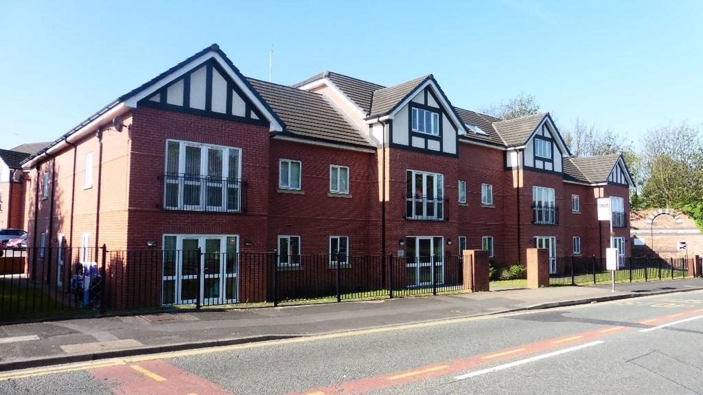 2 Bedrooms Apartment Flat for sale in Gemini Court, Walkden Avenue, Swinley, Wigan.