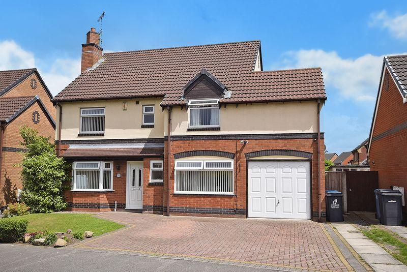4 Bedrooms Detached House for sale in Finsbury Park, Widnes