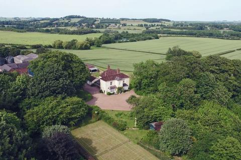 5 bedroom detached house for sale - Stainsby House Farm, Ashby Puerorum