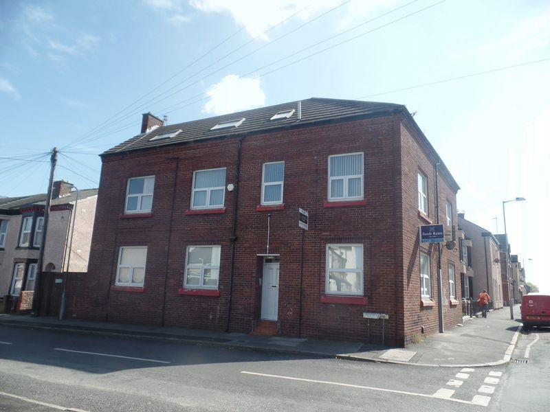 Flat 2 11 Peel Road Bootle 1 Bed Apartment For Sale