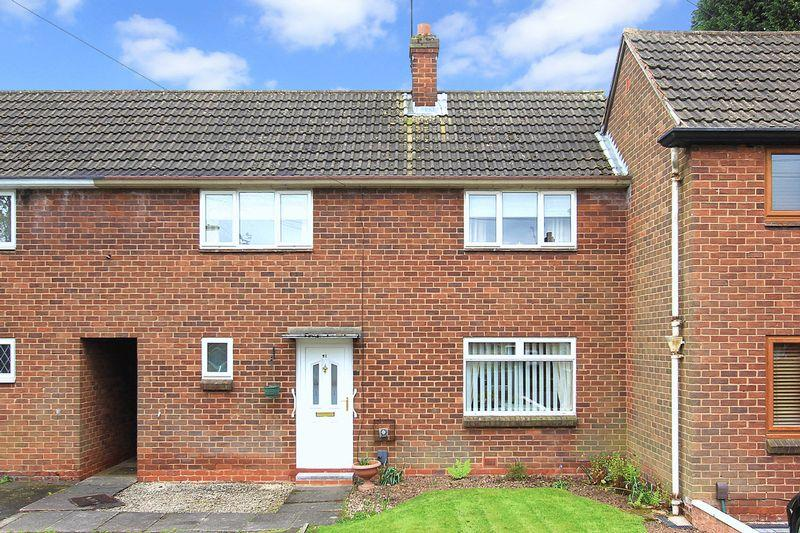 3 Bedrooms Terraced House for sale in TETTENHALL,Cornwall Road