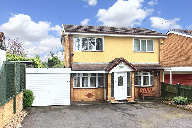 3 Bedrooms Detached House for sale in TETTENHALL, Codsall Road