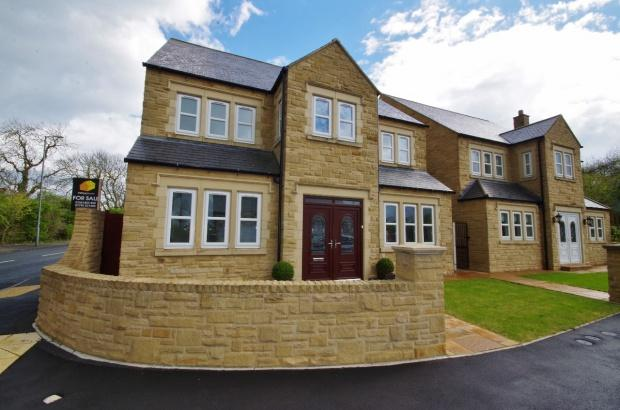 5 Bedrooms Detached House for sale in Hillcrest Mews, Cold Hesledon, Seaham, SR7