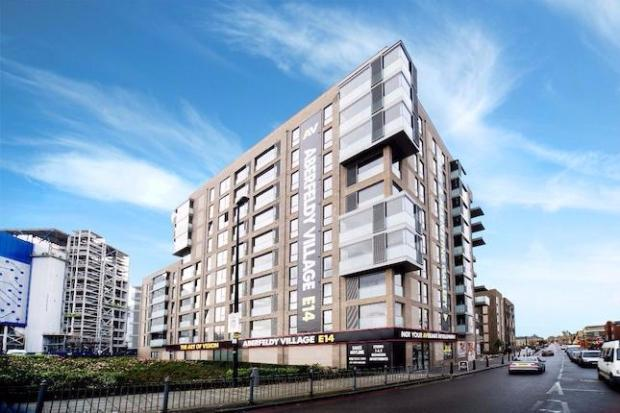 2 Bedrooms Apartment Flat for sale in Aberfeldy Village Oban Street, Canning Town, E14
