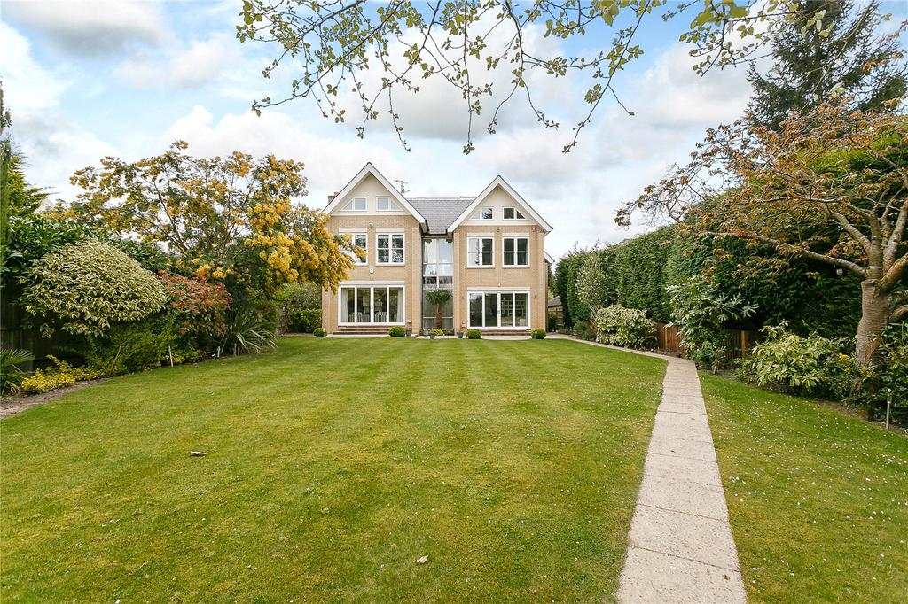 6 Bedrooms Detached House for sale in Hill View Place, Cobham, Surrey, KT11