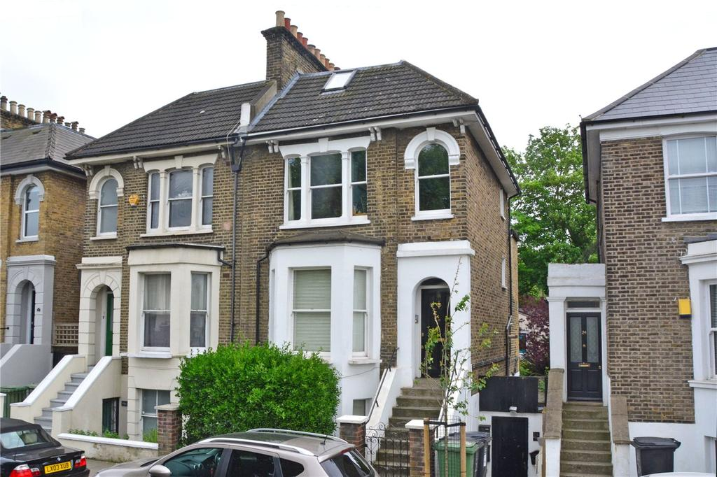 2 Bedrooms Flat for sale in Geoffrey Road, Brockley, London, SE4