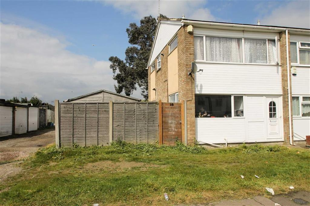 3 Bedrooms End Of Terrace House for sale in Sycamore Way, Clacton-on-Sea