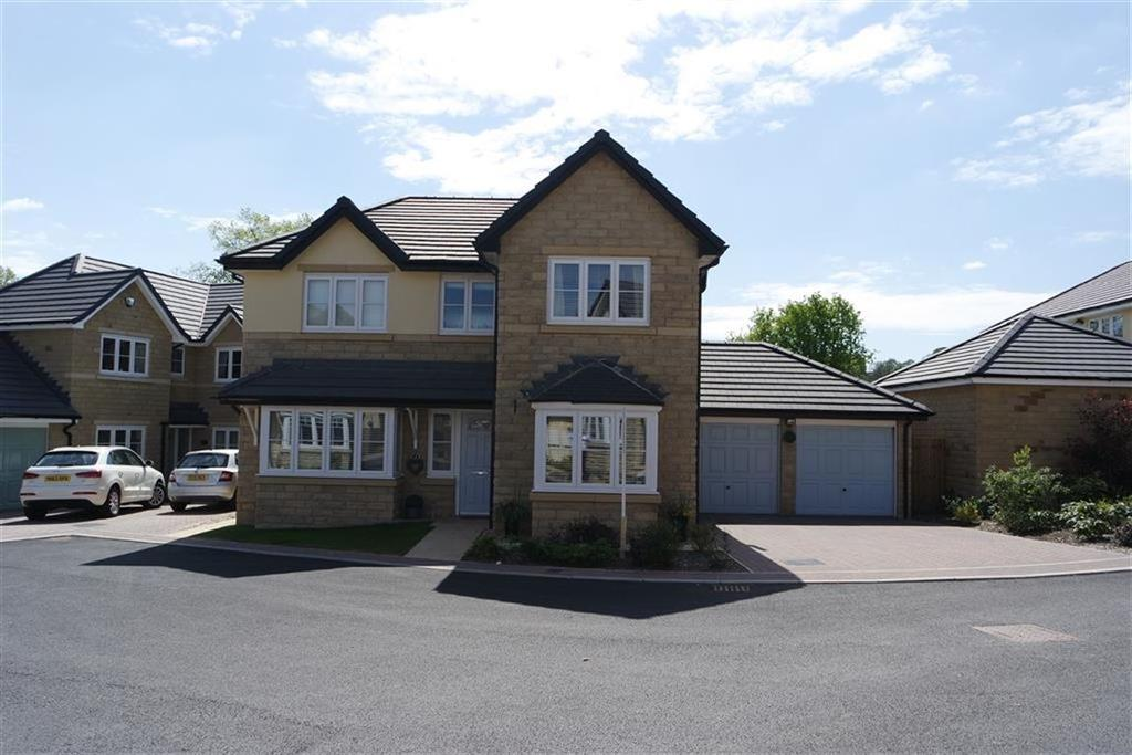 4 Bedrooms Detached House for sale in Weavers Mill Court, New Mill, Holmfirth, HD9