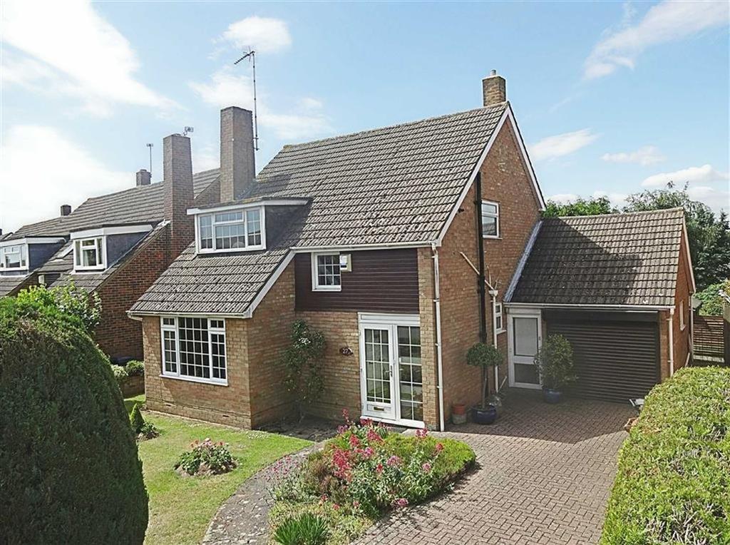 3 Bedrooms Detached House for sale in Mandeville Road, Hertford, Herts, SG13