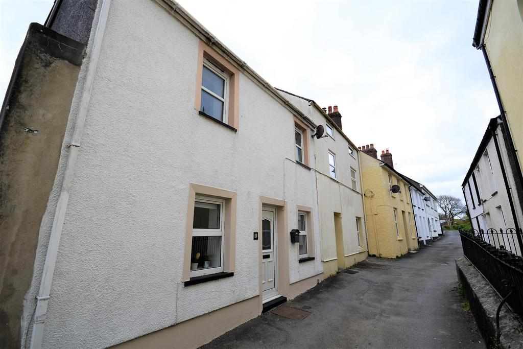 3 Bedrooms End Of Terrace House for sale in Tabernacle Row, Narberth