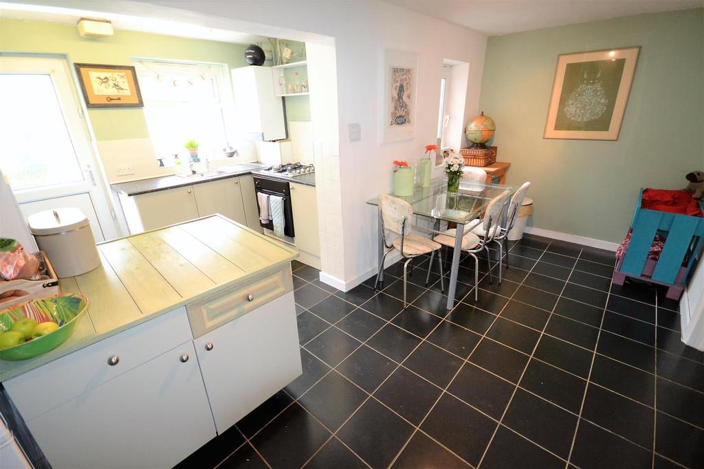 Tabernacle row narberth 3 bed end of terrace house for for Terrace kitchen diner