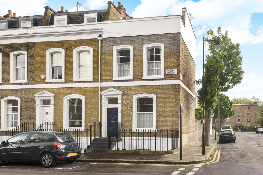 2 Bedrooms Terraced House for sale in Rydon Street, Islington