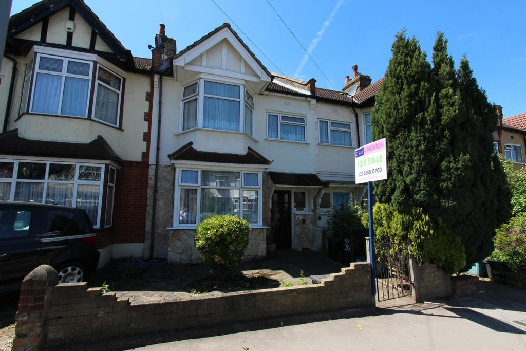 3 Bedrooms Terraced House for sale in Parkview Road, Addiscombe, CR0