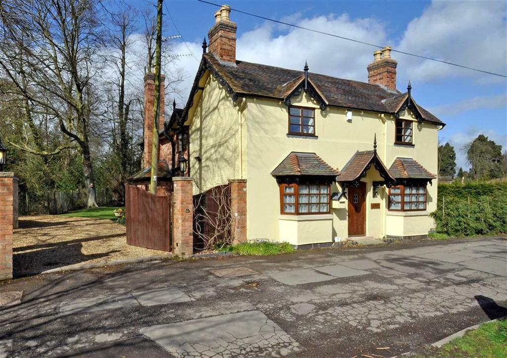 4 Bedrooms Cottage House for sale in Lower Lodge, Oaken Drive, Codsall, Wolverhampton, South Staffordshire, WV8
