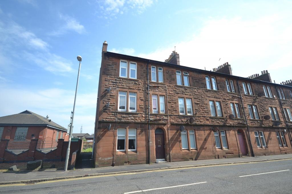 1 Bedroom Flat for sale in 7B Barassie Street, Troon, KA10 6LU