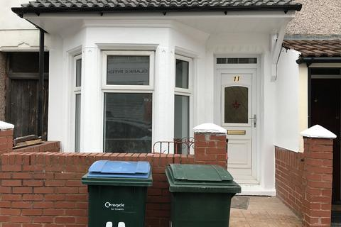 2 bedroom terraced house to rent - Aldbourne Road, Coventry CV1