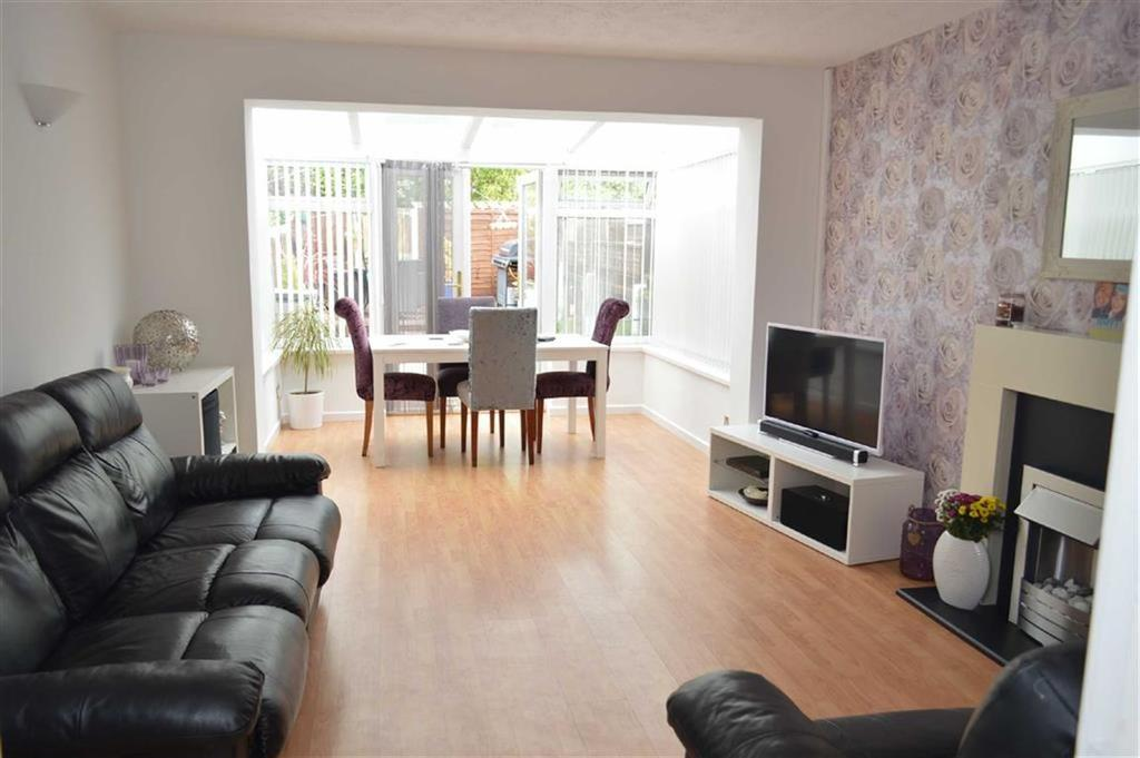 2 Bedrooms Town House for sale in Shipton Close, Prenton, CH43