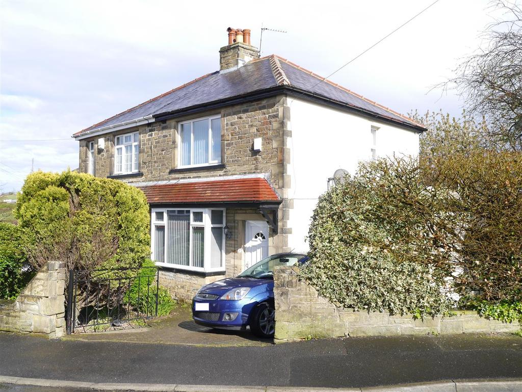 2 Bedrooms Semi Detached House for sale in Low Ash Avenue, Wrose, Shipley, BD18 1JJ