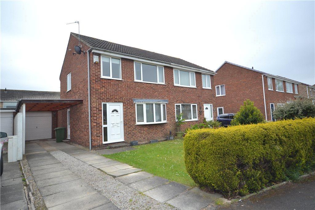 3 Bedrooms Semi Detached House for sale in Strathaven Drive, Eaglescliffe, Stockton-on-Tees