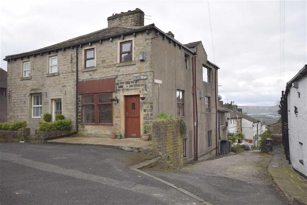 4 Bedrooms Semi Detached House for sale in Cross Street, Higham, Lancashire