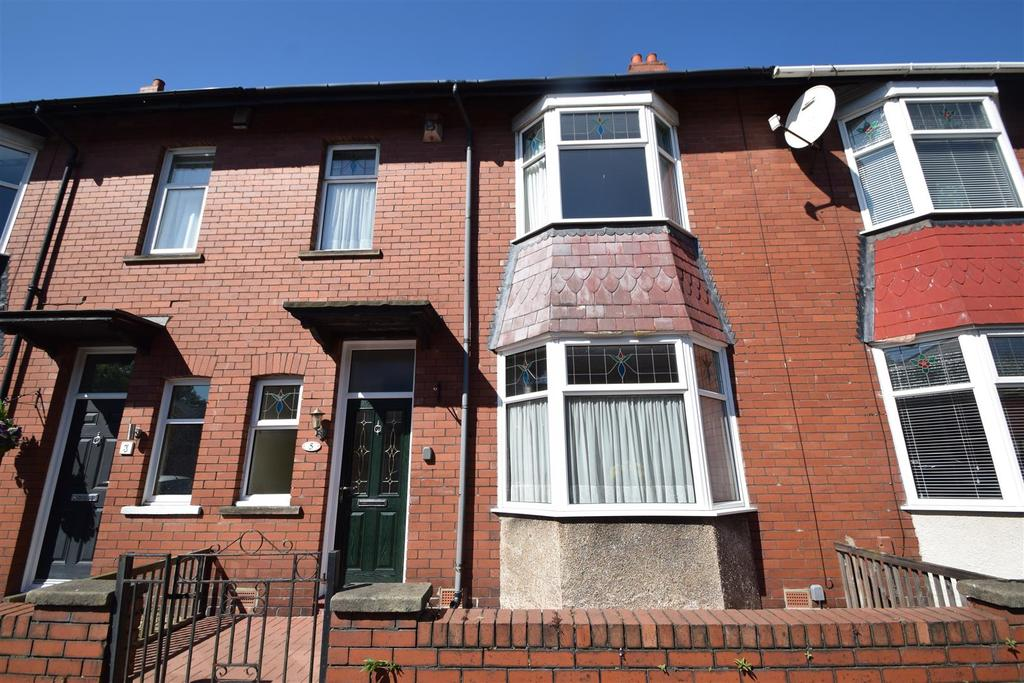 3 Bedrooms Terraced House for sale in Osborne Gardens, North Shields