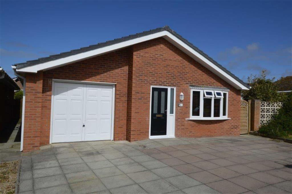 2 Bedrooms Detached Bungalow for sale in 60b, Plas Edwards, Tywyn, Gwynedd, LL36