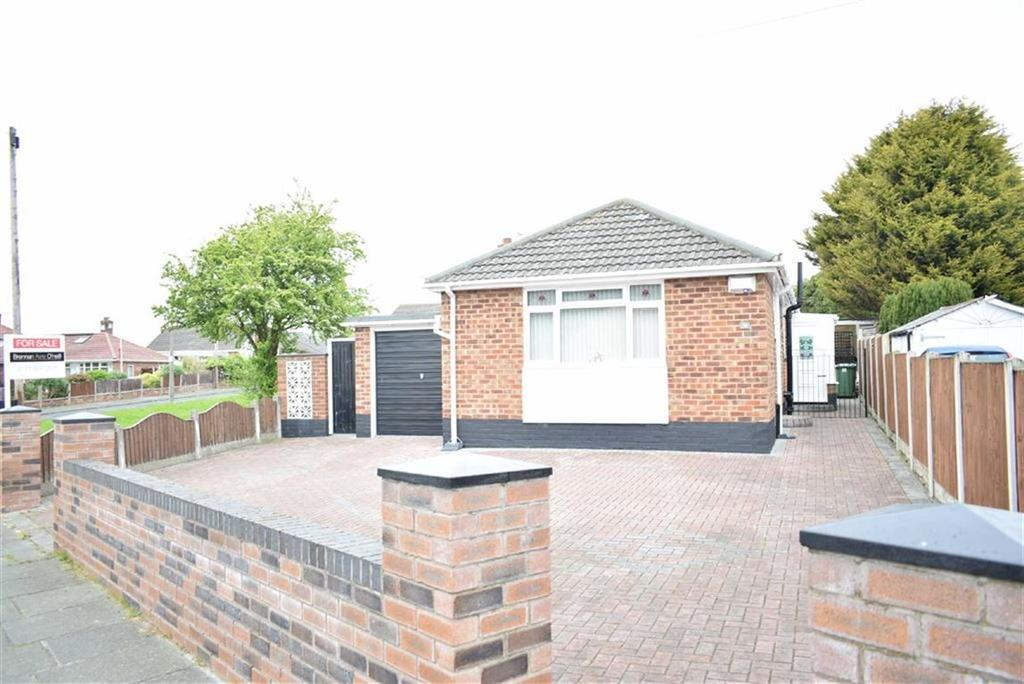 2 Bedrooms Detached Bungalow for sale in Bermuda Road, CH46