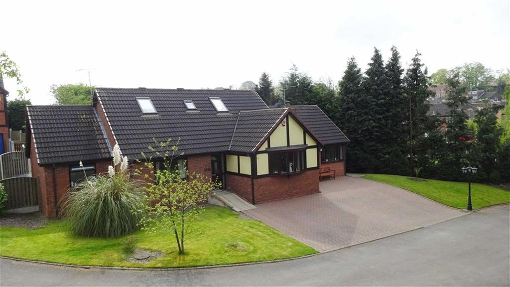 4 Bedrooms Detached Bungalow for sale in Lyndum Grove, Kippax, Leeds, LS25