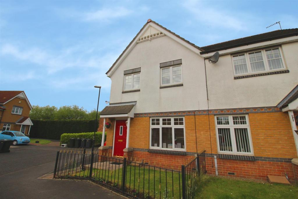 3 Bedrooms House for sale in Greenhills, Killingworth, Newcastle Upon Tyne