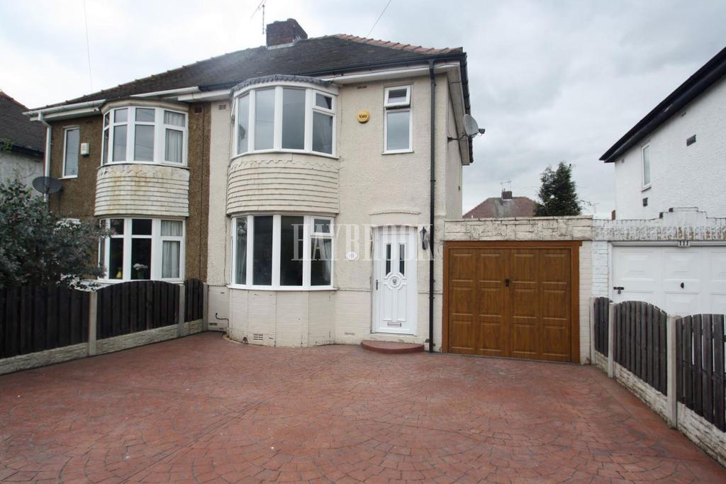 3 Bedrooms Semi Detached House for sale in White Lane, Gleadless, S12