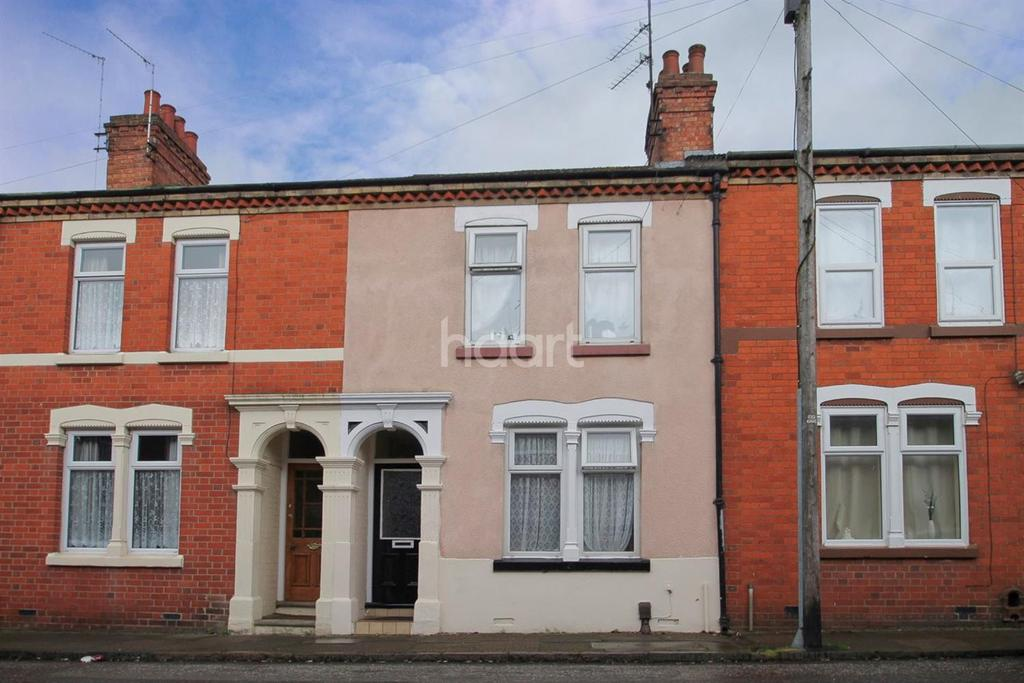 3 Bedrooms Terraced House for sale in Seymour Street, St James, Northampton