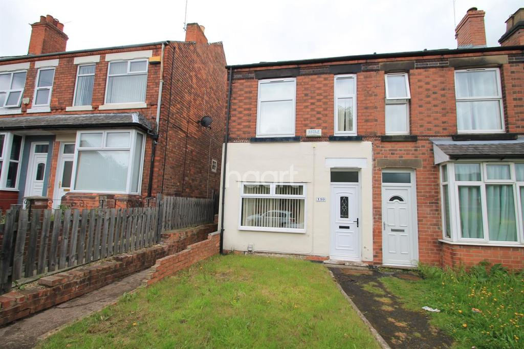 2 Bedrooms Semi Detached House for sale in Burgass Road, Thorneywood