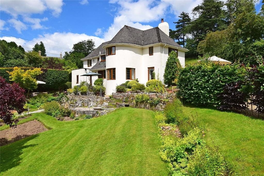 3 Bedrooms Detached House for sale in Offwell, Honiton, Devon