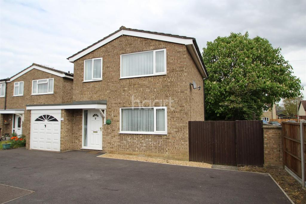 3 Bedrooms Detached House for sale in Martin Close, Soham