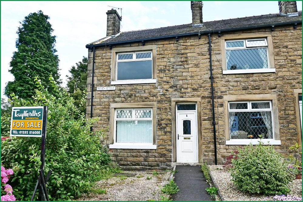 2 Bedrooms End Of Terrace House for sale in Beech Grove, Barnoldswick BB18