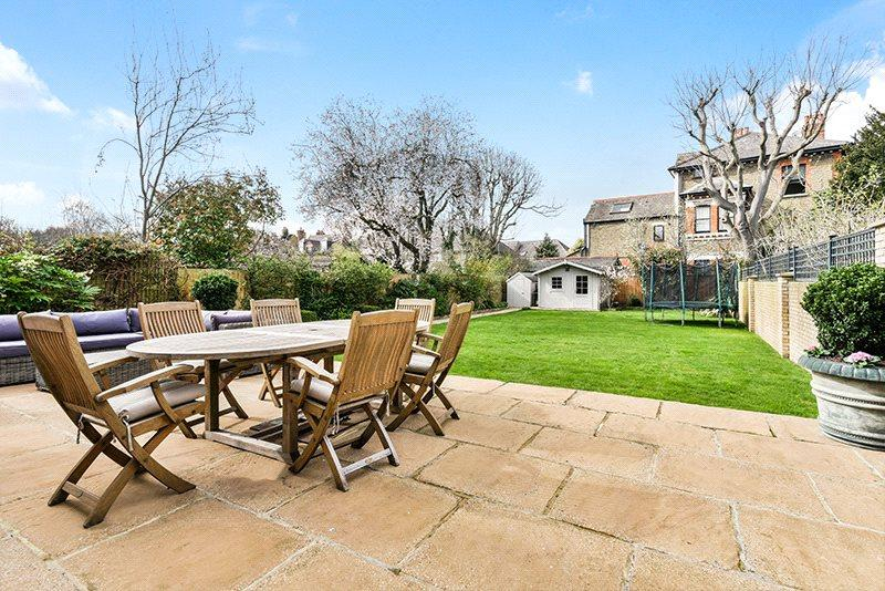 6 Bedrooms Semi Detached House for sale in Earlsfield Road, Wandsworth, London, SW18