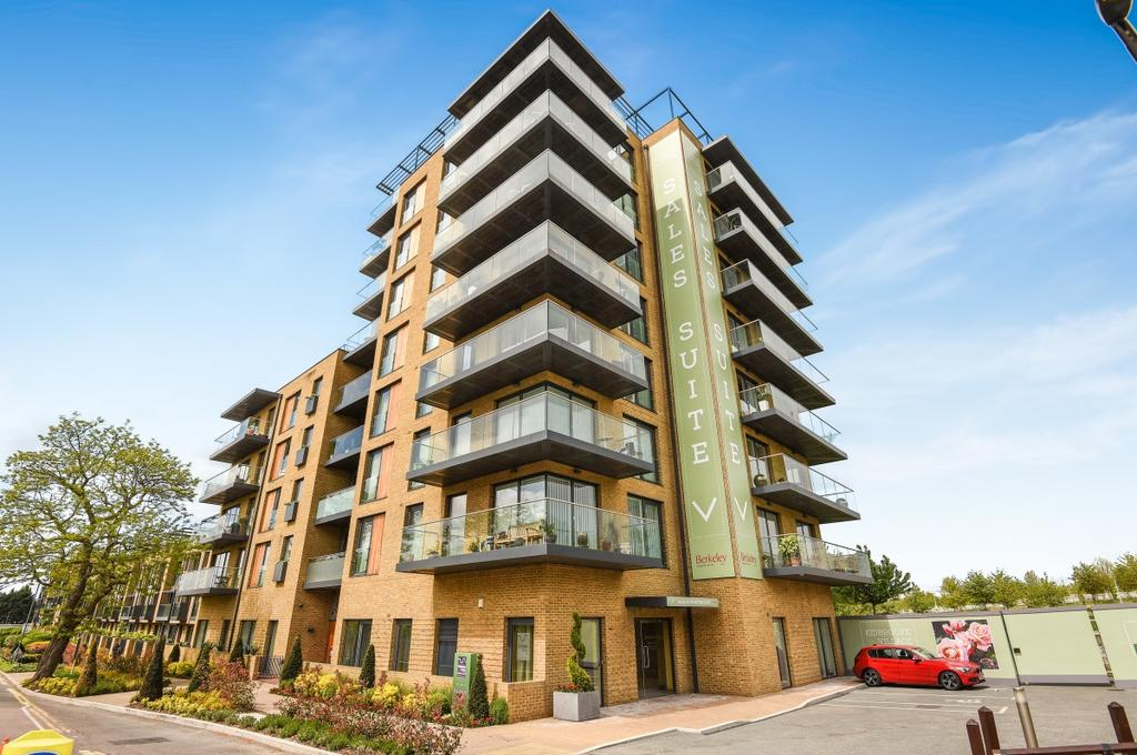 2 Bedrooms Flat for sale in Tizzard Grove London SE3