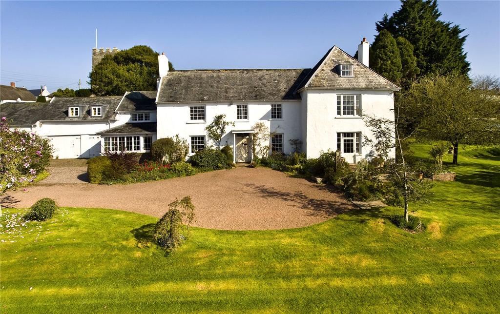 7 Bedrooms House for sale in Zeal Monachorum, Crediton, Devon, EX17