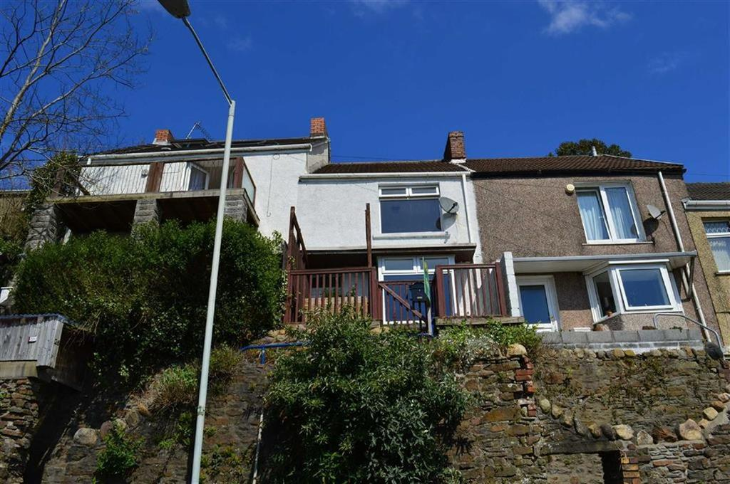 2 Bedrooms Terraced House for sale in Penygraig Road, Swansea, SA1