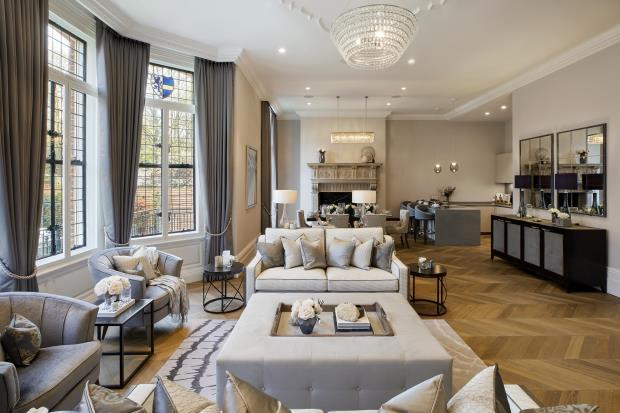 3 Bedrooms Flat for sale in Otto Schiff House, 12 Nutley Terrace, London, NW3